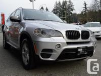 Make BMW Model X5 xDrive35i Year 2012 Colour Silver