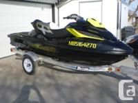 2012 BRP Seadoo RXT-X 260 (3-Seater/4-Stroke) with only