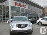 2012 Buick Enclave  AWD 3.6L V6  ONLY 33,000 kms