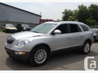 Share the luxuries of this 2012 Buick Enclave with your