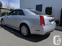 Make Cadillac Model CTS Year 2012 Colour silver kms