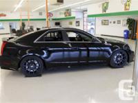 Make Cadillac Model CTS-V Year 2012 Colour Black kms