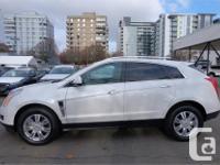 Make Cadillac Model SRX Year 2012 Colour White kms