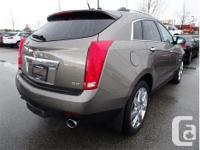 Make Cadillac Model SRX Year 2012 Colour Brown kms