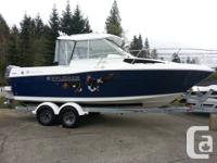 2012 Campion Explorer 682SC BRA for sale. This is an