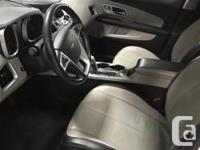 Make Chevrolet Model Equinox Year 2012 Colour White