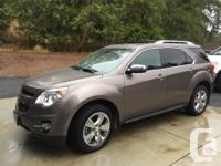 Make Chevrolet Model Equinox Year 2012 Colour Brown