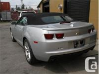 Make Chevrolet Model Camaro Year 2012 Colour Grey kms