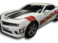 This is a true Bondurant Race School car, #1. 426hp,