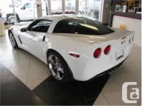 Make Chevrolet Model Corvette Year 2012 Colour White
