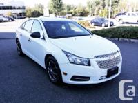 Make Chevrolet Model Cruze Colour Pearl White Trans