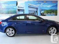 Make Chevrolet Model Cruze Year 2012 Colour Blue kms