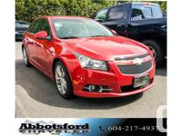 Make Chevrolet Model Cruze Year 2012 Colour Red kms