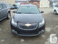 Make Chevrolet Year 2012 Colour Black Trans Automatic