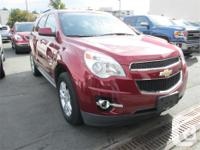 Make Chevrolet Model Equinox Year 2012 Colour Red kms