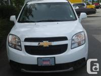 2012 Chevrolet Orlando LT  Only 42,000 kms Automatic