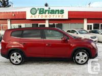 Make Chevrolet Model Orlando Year 2012 Colour Red kms