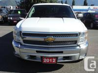 Make Chevrolet Model Silverado 1500 Year 2012 Trans