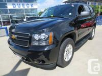 2012 Chevrolet Tahoe Commercial, The 2012 Chevy Tahoe