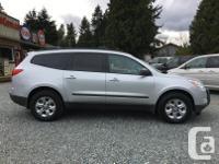 Make Chevrolet Model Traverse Year 2012 Colour White