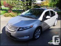 Make Chevrolet Model Volt Year 2012 Colour Silver with