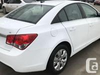 Make Chevrolet Model Cruze Year 2012 Colour white kms