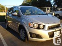 2012 Chevy Sonic LS - Estate Sale Near new condition,