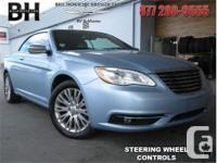 Make Chrysler Model 200 Year 2012 Colour Blue kms