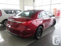 Make Chrysler Model 200 Year 2012 Colour Red kms 82159