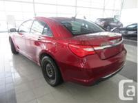 Make Chrysler Model 200 Year 2012 Colour Red kms 82159