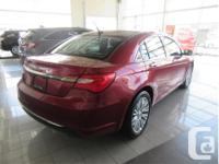 Make Chrysler Model 200 Year 2012 Colour Red kms