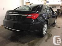 Make Chrysler Model 200 Year 2012 Colour Black kms