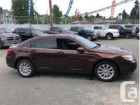 Make Chrysler Model 200 Year 2012 Colour Brown kms