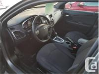 Make Chrysler Model 200 Year 2012 Colour Dark Grey kms