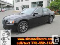Make Chrysler Model 300 Year 2012 Colour BLACK kms