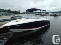 Boat is with low hours & has been a 1 owner boat to