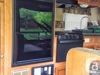 In remarkable condition. 2012 Loaded AWNING stove