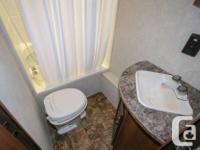 2012 CROSSROADS ZINGER TT 26BH BUNK HOUSE TRAVEL