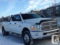 Make Dodge Model Ram 3500 Year 2012 Colour White kms