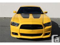 Make Dodge Model Charger Year 2012 Colour Yellow kms