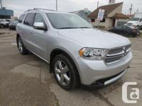 Make Dodge Model Durango Colour SILVER Trans Automatic
