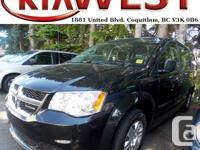 This 2012 Dodge Grand Caravan just came in ready to be