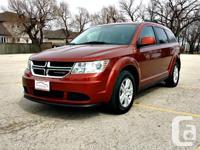 Make Dodge Model Journey Year 2012 Colour Orange kms