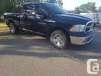 Make Ram Model 1500 Year 2012 Colour Blue kms 100500