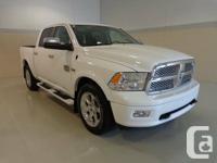 2012 Dodge Ram 1500 5.7L 4x4 Longhorn Limited Stock #