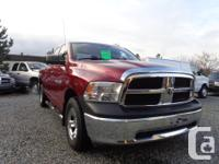 Make Dodge Model Ram 1500 Year 2012 Colour red kms