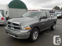 Make Dodge Model Ram 1500 Year 2012 Colour Grey kms