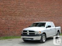 Make Dodge Model Ram 1500 Year 2012 Colour Silver kms