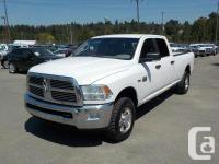 Model 2500 Year 2012 Colour White Trans Automatic kms