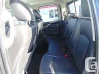 Make Dodge Model Ram Year 2012 Colour Black kms 124000
